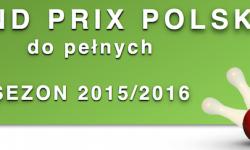 2 turniej Grand Prix Polski do pełnych