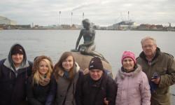 Czarna Kula zdobyła i zwiedziła Kopenhagę…