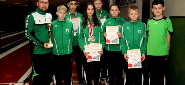 4 medale wronczan w Mistrzostwach Polski Młodzików