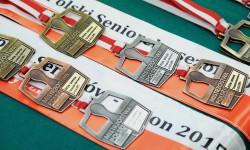 Dwa brązy w Mistrzostwach Polski Seniorów