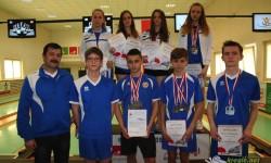 Ogromny triumf Pilicy na Mistrzostwach Polski Juniorów Młodszych  w Gostyniu