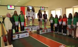 Bez medali w Mistrzostwach Polski Juniorek Młodszych