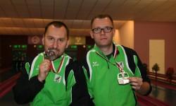 Dwa medale dla Wronek w Mistrzostwach Polski Seniorów