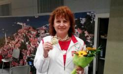 Beata Włodarczyk Mistrzynią Świata w sprintach