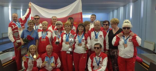 Mistrzostwa Europy Niewidomych i Słabowidzących