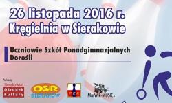 Turniej OPEN w Sierakowie