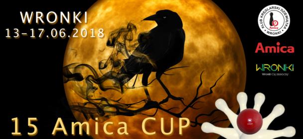 w trakcie – 15 Amica Cup