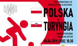 Mecz towarzyski U-18: Polska vs. Turyngia