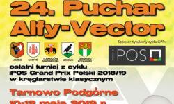 24. Puchar Alfy-Vector – zaproszenie