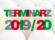 Kalendarz na sezon 2019/2020