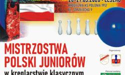 ODWOŁANE – Mistrzostwa Polski Juniorów • LESZNO