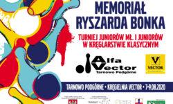 1. Memoriał Ryszarda Bonka