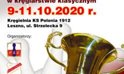 Mistrzostwa Polski Seniorów 2019/2020